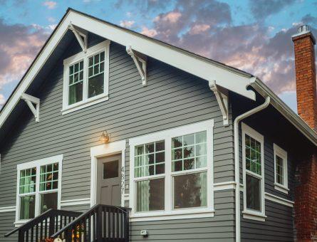 Exterior Paint Contractor House Painter