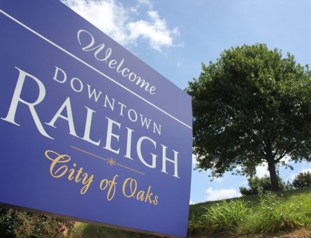 Welcome to Raleigh