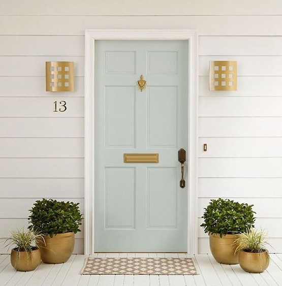 5 Ways to Make a Beautiful Entry (Ideas) by Benchmark Painting & Carpentry of Raleigh